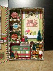 Configurations Mini-Book #6 (Retro Christmas) - Inside boxes
