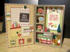 Configurations Mini-Book #6 (Retro Christmas) - Inside