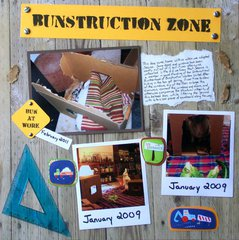 Bunstruction Zone, page 1