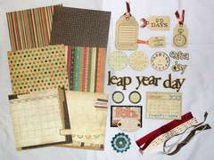 Leap Year Kit for February Kit Swap