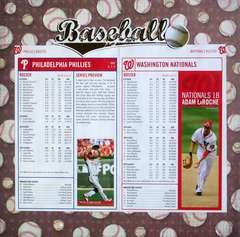 Washington DC 2012 - Page 40 - Nationals/Phillies Baseball Game (page 2)