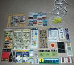 Scrapbook Store Liquidation Sale Haul