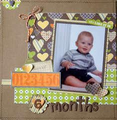 6 months- Jillibean Soup