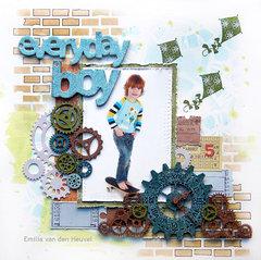 Everyday Boy {Sparkle N Sprinkle}