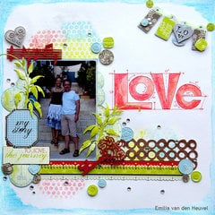 Love {Gelatos Tutorial}