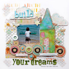 Build Your Dreams {Susan K. Weckesser Inc.}