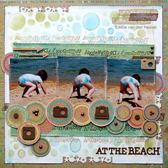At the Beach {Susan K. Weckesser Inc}