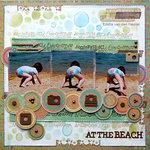 At the Beach {Susan K. Weckesser Inc}