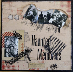 Haunted Memories