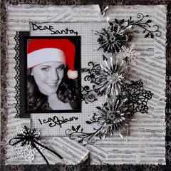 43/52  Dear Santa, . . .