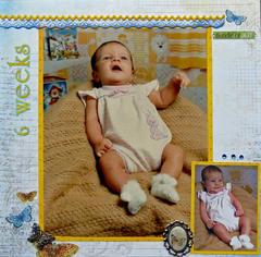 Brooke - 6 weeks