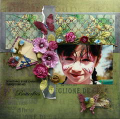**Swirlydoos March Kit** Butterflies