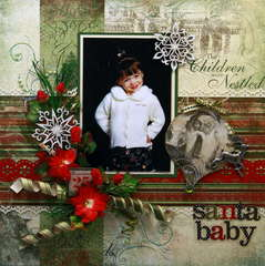 Santa Baby **Swirlydoos**