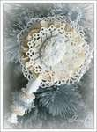 ~Doily Ornament~ Webster's Pages