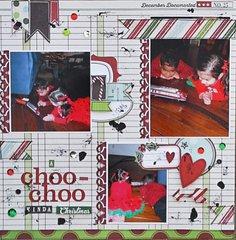 A Choo Choo Kinda Christmas