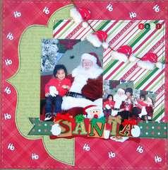 Santa - 2011