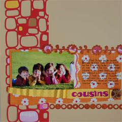 Cousins  *KI Memories*