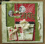 CHristmas Gifts featuring Melissa Frances Deck the Halls