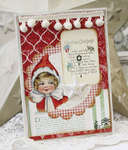 Christmas Greetings Using Melissa Frances Deck the Halls