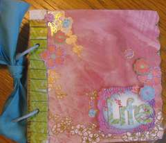 Creative Imaginations Life mini album