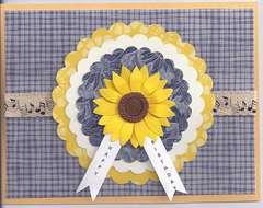 Happy Birthday-Sunflower
