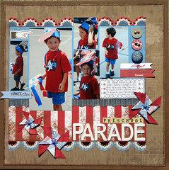 Preschool Parade