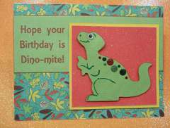 Baby Dinosaur Birthday