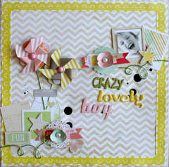 crazy lovely boy * american crafts *