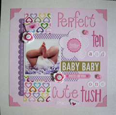Perfect Ten and One Cute Tush