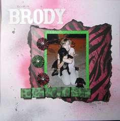 Bringing Brody home