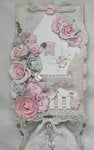 Shabby Chic Bird Tag #3 for Martica's Swap