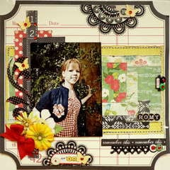 Romy *My Creative Scrapbook*