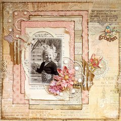 Grow *Once Upon a Sketch & Scraps of Elegance*