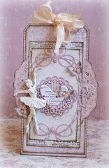 Ballerina tag *Maja Design*
