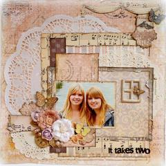It takes two *Creatief met Foto's*