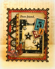 Dear Friend *Imaginarium Design & Graphic 45*