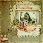 Bliss *Bo Bunny and Cards&Scrap*