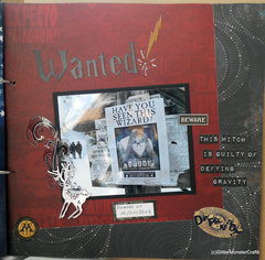 Wanted ! [Harry Potter Mini Album]