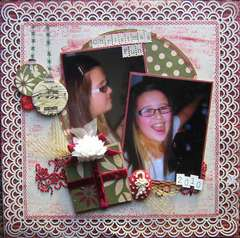 Christmas Fun~~Paper Niche December Kit~~