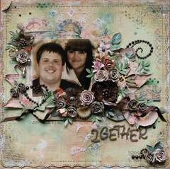 2Gether~~ScrapThat! October Kit and FWAB~~