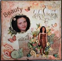 """**Scrap That! April """"Serendipity"""" Kit** Beauty"""