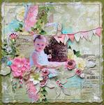 Little Doll~~ScrapThat! March kit~~