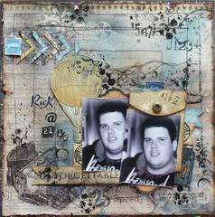 Rick @ 21 1/2 ~~ScrapThat! February Kit~~