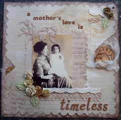 A Mother's Love is Timeless