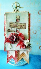 Christmas card for Magenta