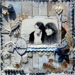 ***SCRAPS OF ELEGANCE*** DECEMBER KIT and Hop Wild About Winter LO