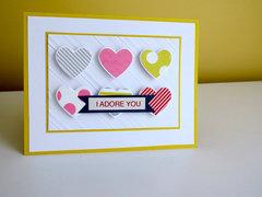 Valentine 2014 - I Adore You