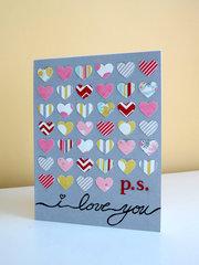 Valentine 2014 - p.s. i love you
