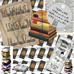 Time Machine Mini Book Another Page Books NSD Scrapbook Challenge 2012