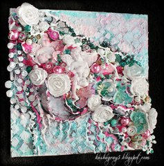 ~SCAPS OF ELEGANCE~ DT PROJECT - LOVE, ALWAYS KIT 2014